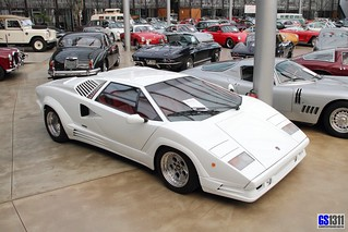 1974 - 1990 Lamborghini Countach | by Georg Sander