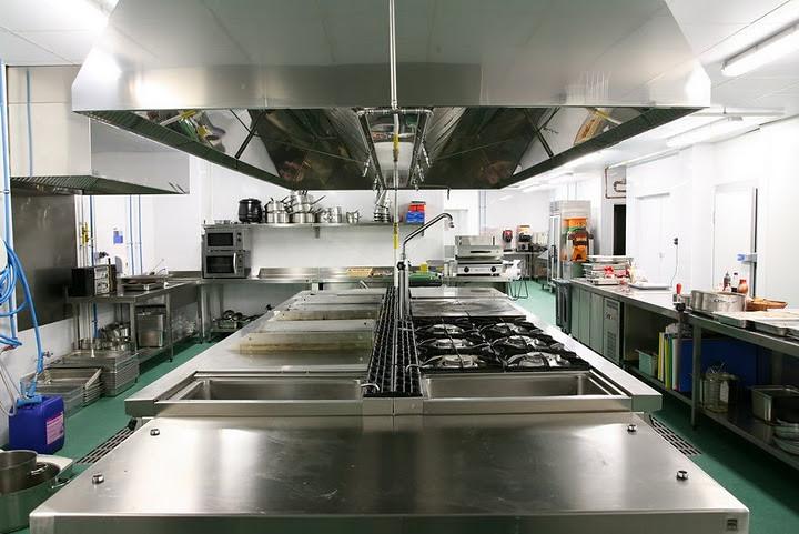 cocina industriales cocinas industrial en barcelona
