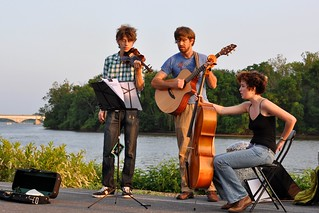 Music by the River | by M.V. Jantzen