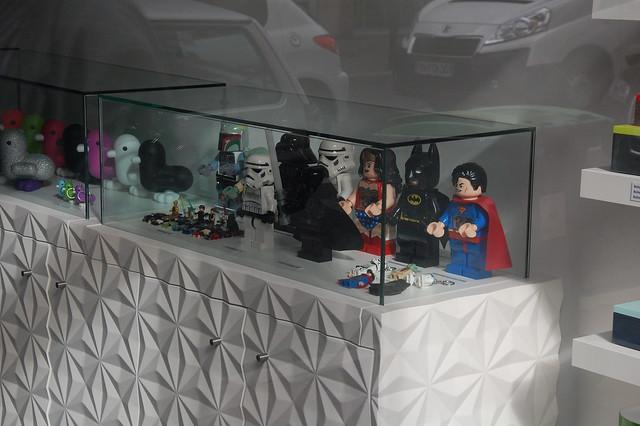 Legos gigantes
