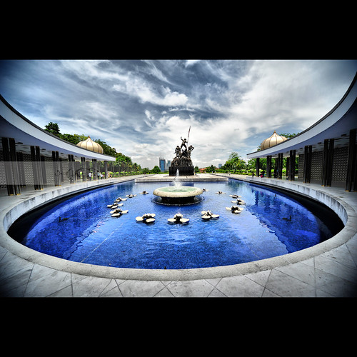 Tugu Negara - Malaysias National Monument (rear view) | by geirkristiansen.net.
