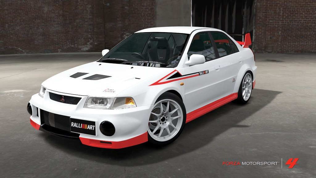 Mitsubishi Evo VI Zero Fighter | Emm O'Byrne | Flickr