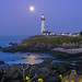 Super Moon - Pigeon Point Lighthouse