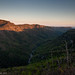 Evening Light At Linville Gorge