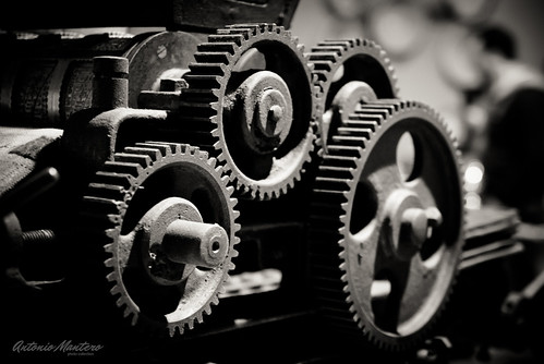Setting the Gears of Innovation in Motion