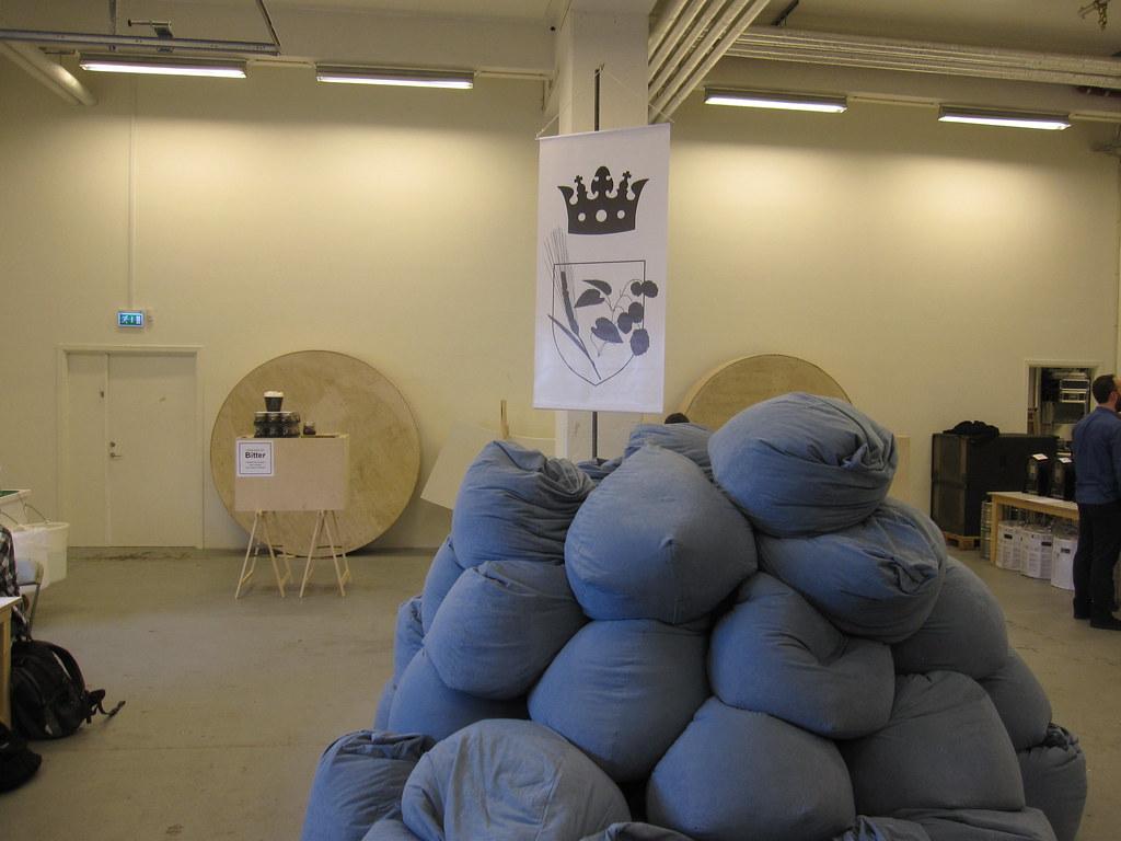 Bean Bag Chairs Sour Amp Bitter 2012 A Pile Of Blue Bean