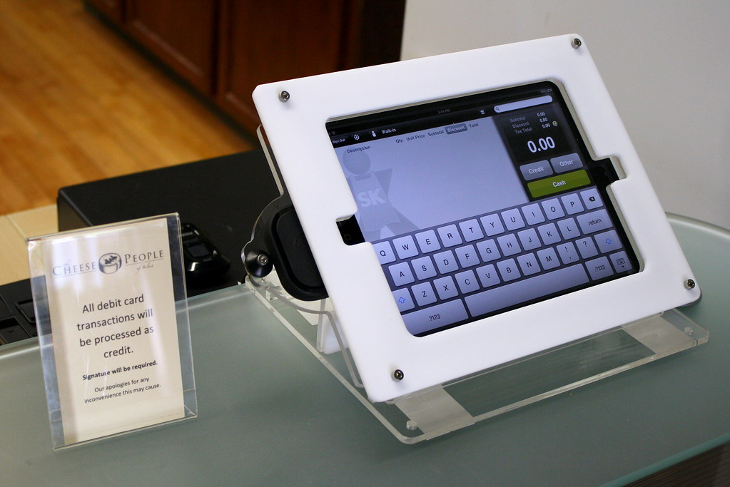 Ipad Pos System Ipad Point Of Sale System The Ipad Is