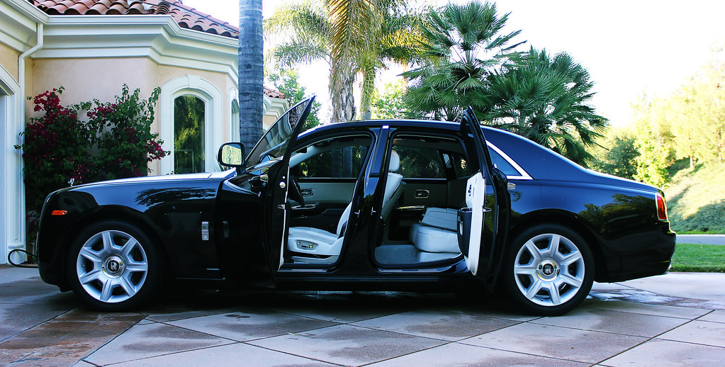 2011 Rolls Royce Ghost Suicide Doors Ryan Braley Flickr