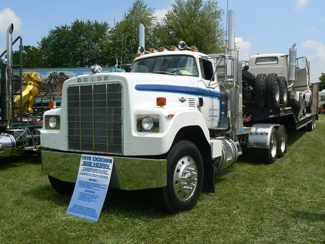 Dodge Big Horn >> 1975 Dodge Big Horn - Macungie PA 06-15-2012 | NW Neill ...