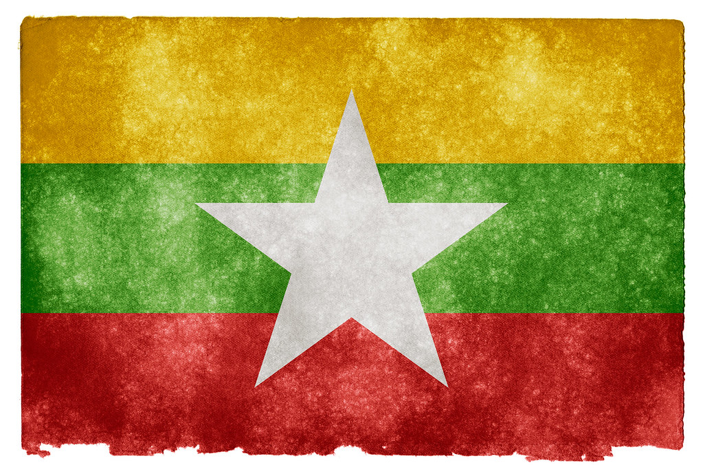 Burma Flag Picture