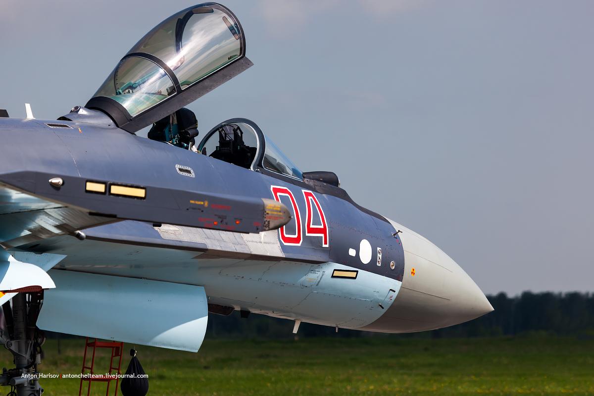 Су-35С легендарный