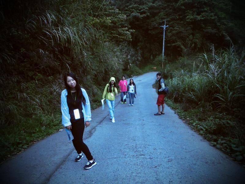 Taiwan Island trips。Couchsurfing。環島景點。南投秘境。忘憂森林。17度C隨拍。  (46)