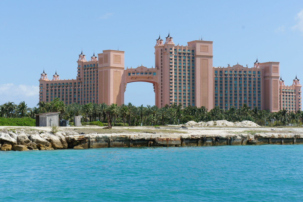 Atlantis Hotel Bahamas Number Of Rooms