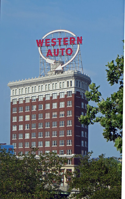 Western Auto Building Flickr Photo Sharing