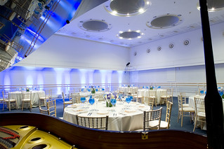 A corporate event at The Royal Ballet studios in the Royal Opera House © ROH 2012 | by Royal Opera House Covent Garden
