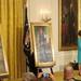 Former President GW Bush and Laura Bush