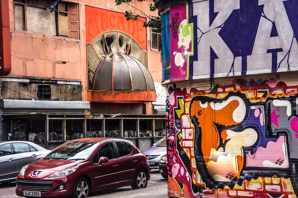 2012 VISIT TO LOWER GARFIELD STREET IN BELFAST 002