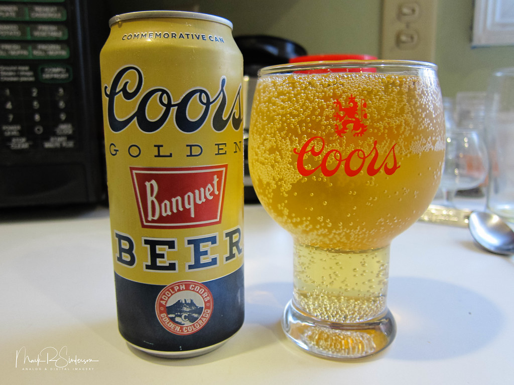 Coors Banquet Beer Commemorative 16oz Can | I was feeling ...
