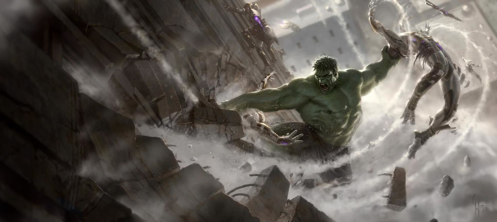 Mark Ruffalo Teases Hulk Vs Thor In Marvel's Thor: Ragnarok 2