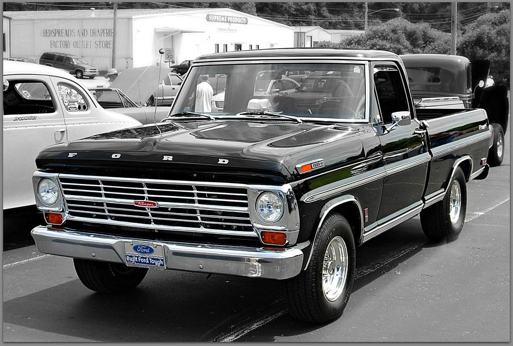 1970 ford ranger pickup blk speedprophoto flickr. Black Bedroom Furniture Sets. Home Design Ideas