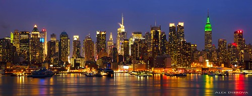 Midtown Manhattan panorama | by Dibrova