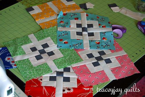 """Penny Candy"" baby blocks 