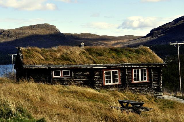 Norwegian Cabin Explore Maddepaddee 39 S Photos On Flickr