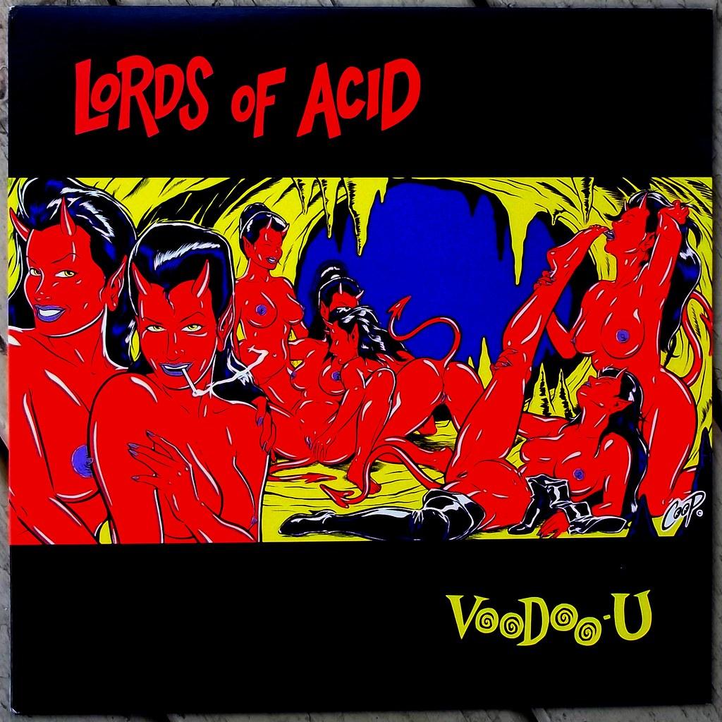 Lords Of Acid - Voodoo-U