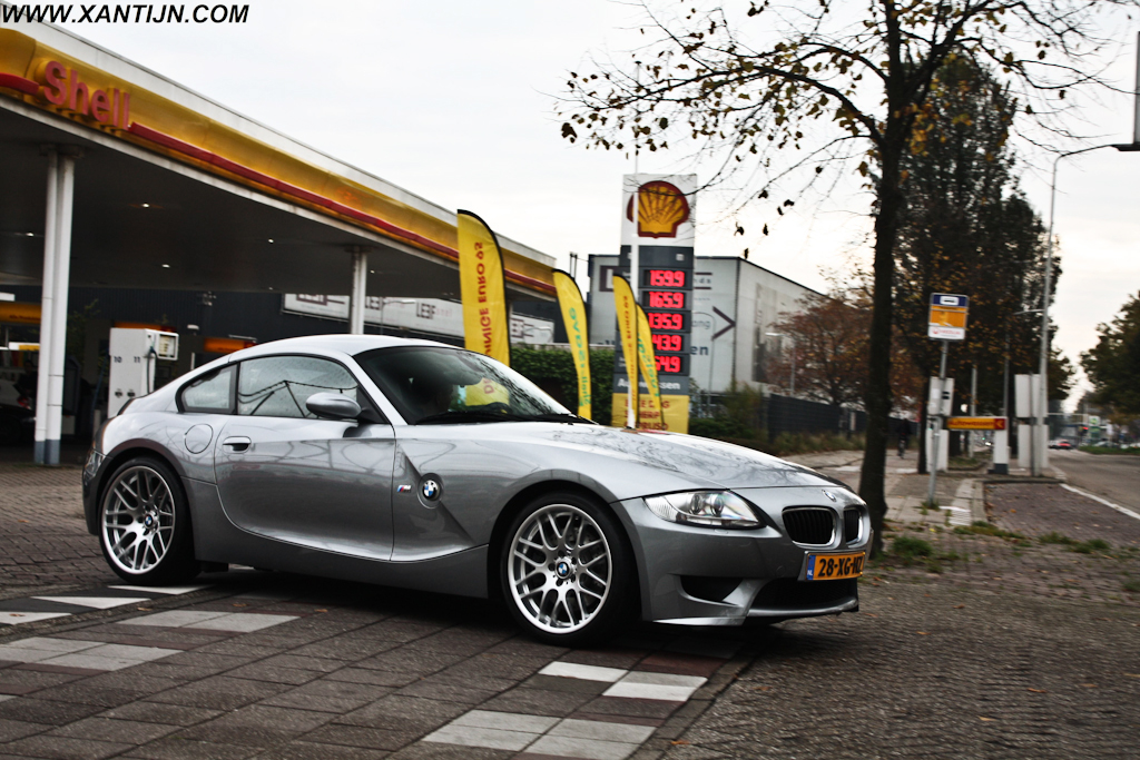 Bmw Z4 M Coupe >> BMW Z4 M coupe // 19 inch CSL wheels | BaanVelgen | Flickr