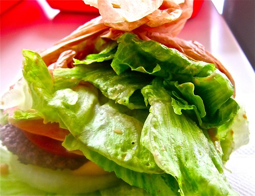 In-N-Out Protein-style Burger | by jayweston@sbcglobal.net