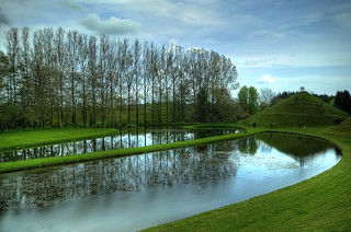 Snail Mound, Garden of Cosmic Speculation | by Mandlenkhosi
