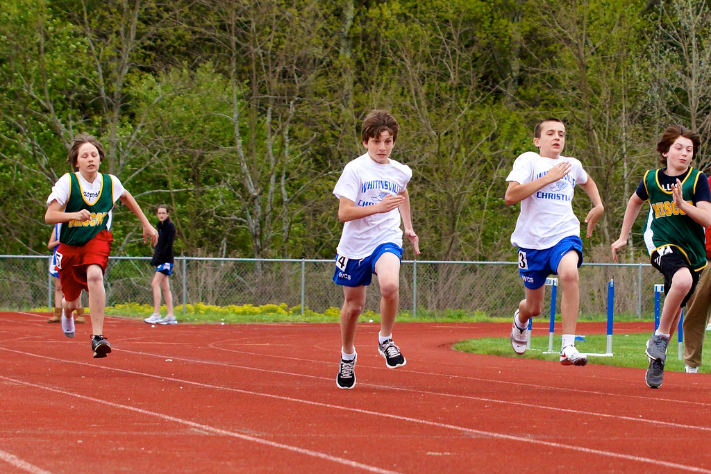 wiac conference track meet 2012