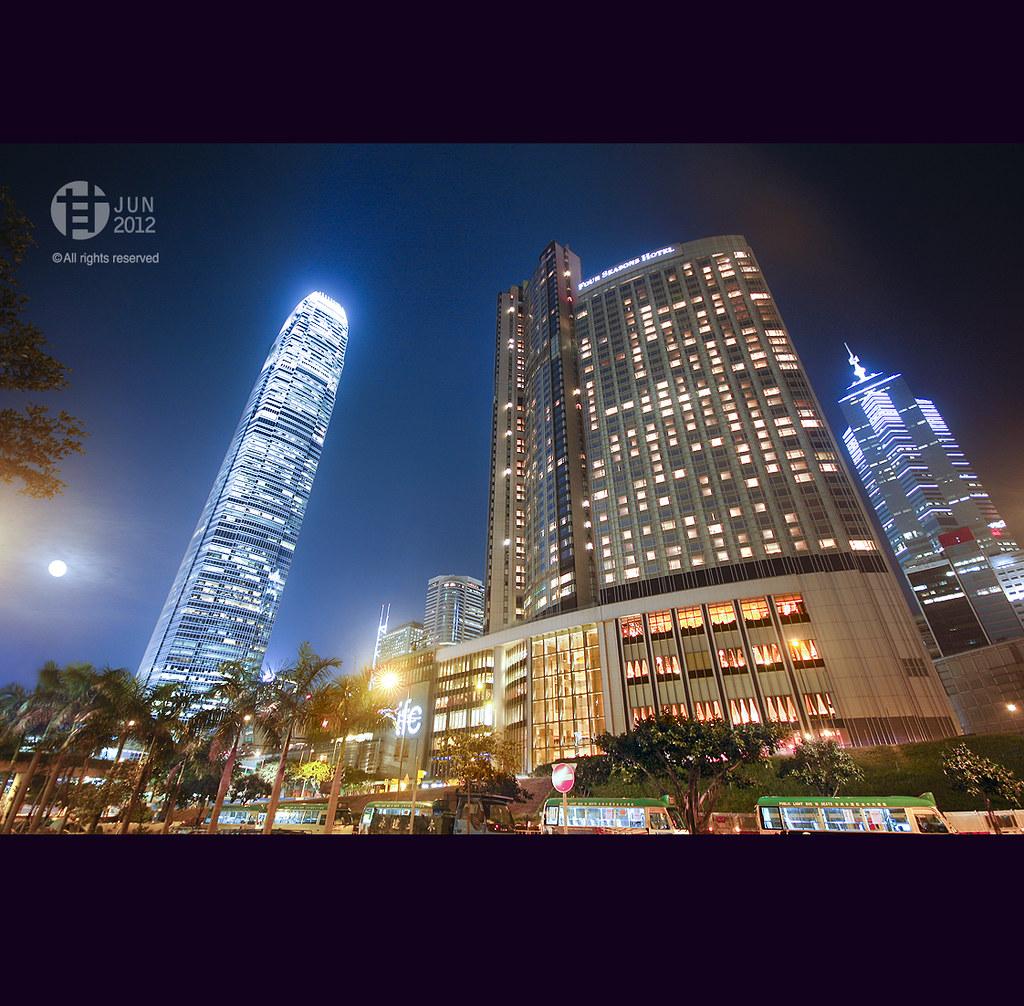 Hong Kong   Ifc   Batman  The Dark Knight