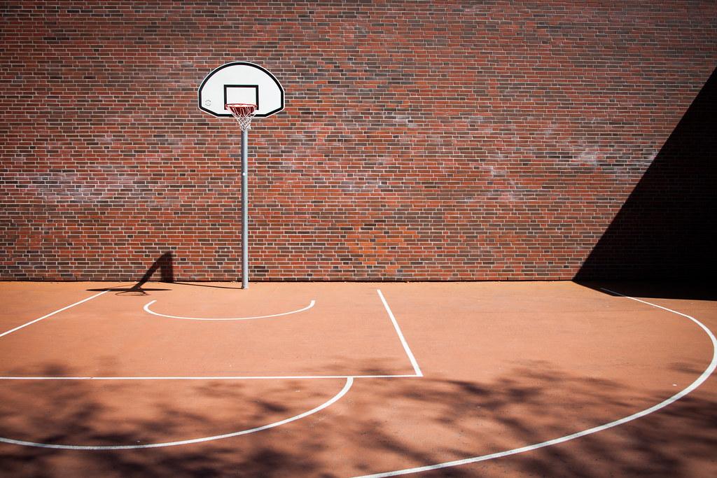 Basketball pitch | Håkan Dahlström Photography | Håkan ...