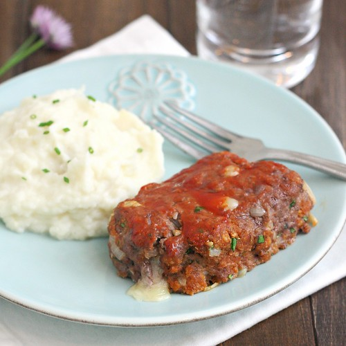 Cheesy Meatloaf Minis | by Tracey's Culinary Adventures