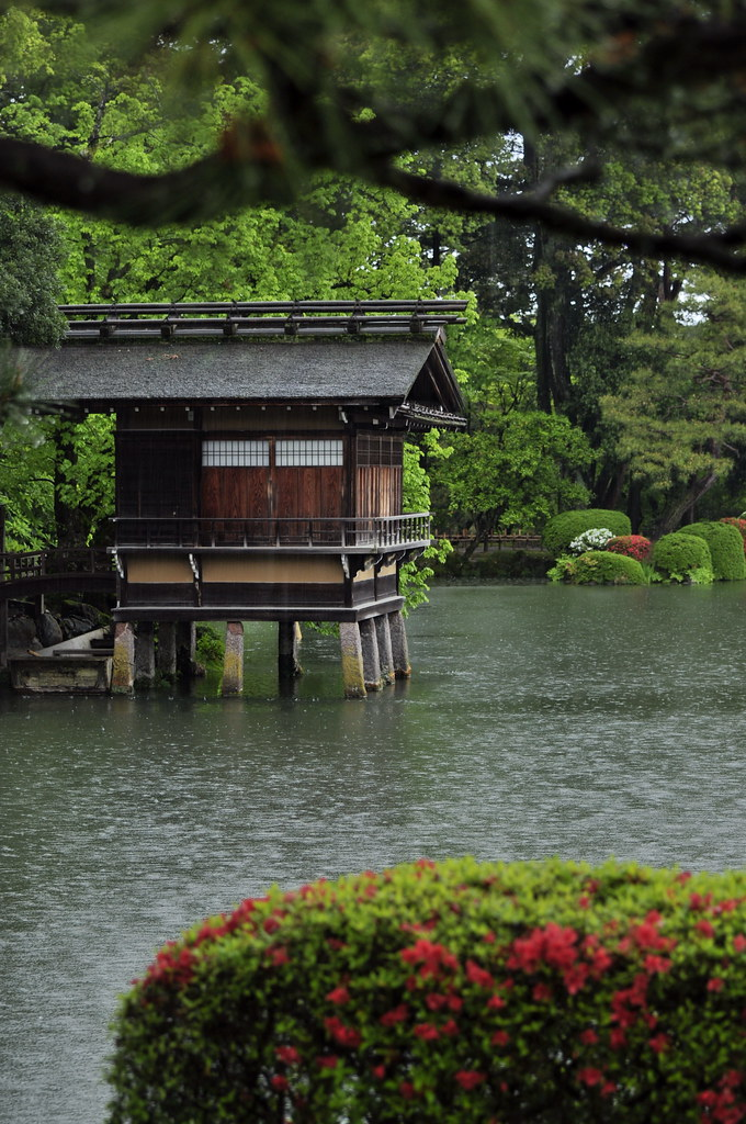 Dsc38653019700 kenrokuen garden kanazawa pirka for Jardin kenrokuen