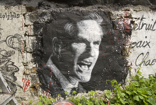 Willard Mitt Romney, painted portrait DDC_3015 | by Abode of Chaos
