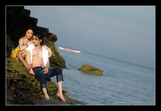 HANDREW & YACINTH E-SESSION | by Aying Salupan Design & Photography