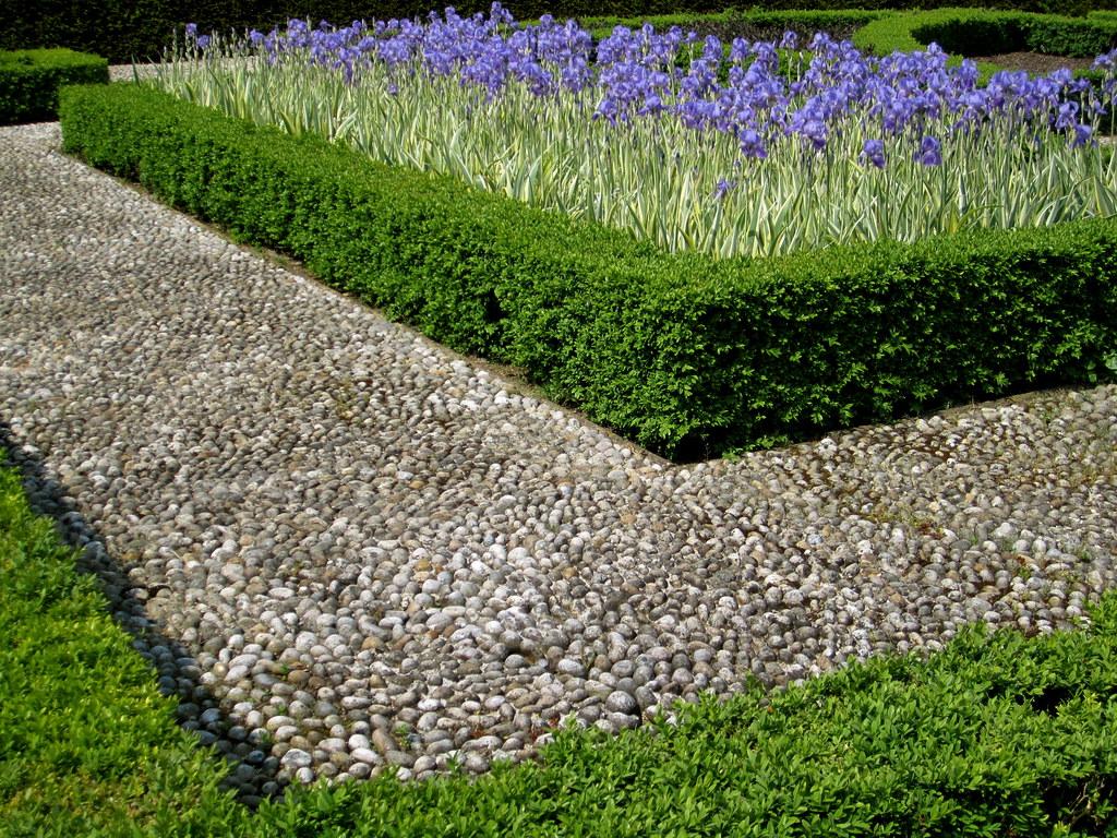 Iris, flower bed design   La Citta Vita   Flickr