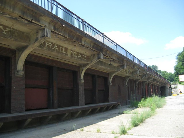 Lehigh Valley Passenger Station Easton Pa Flickr