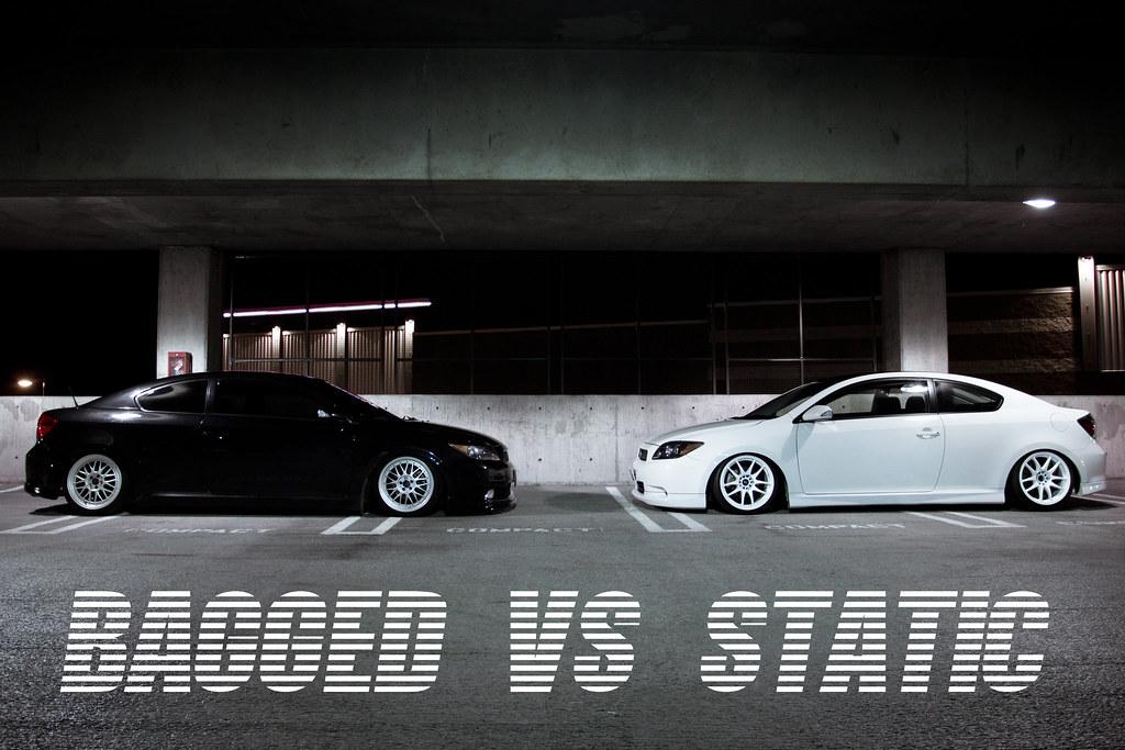 Bagged vs Static | Flickr