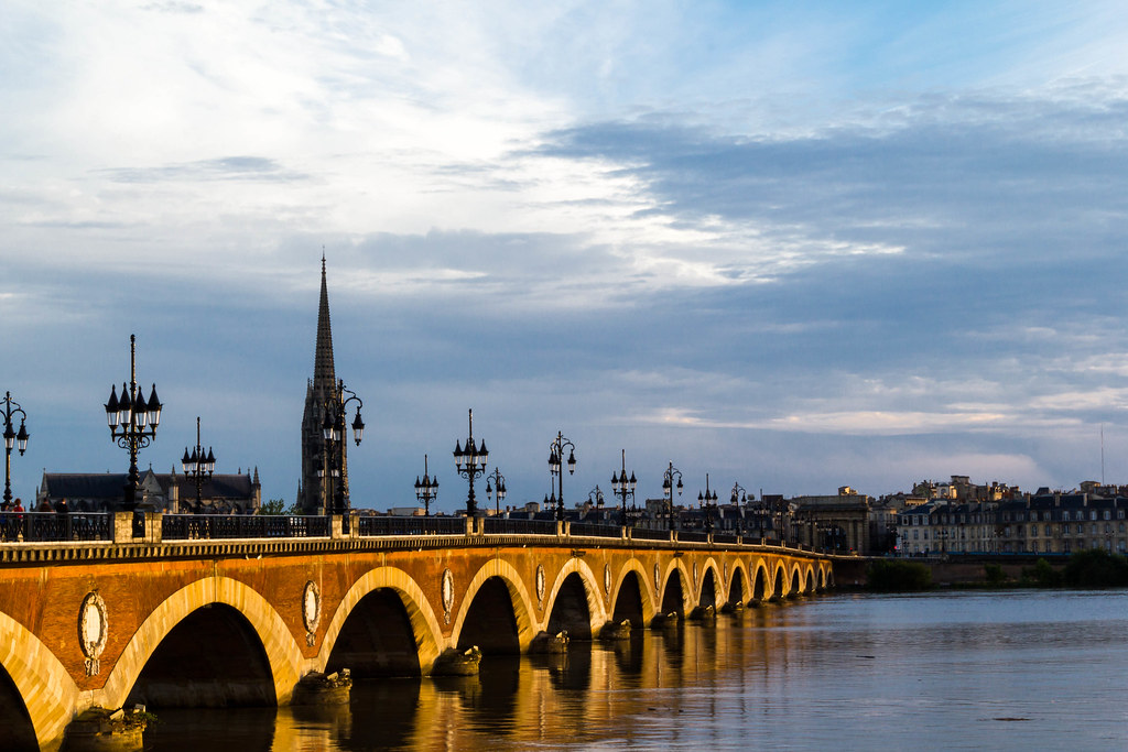 pont de pierre bordeaux matthieu s v re flickr. Black Bedroom Furniture Sets. Home Design Ideas