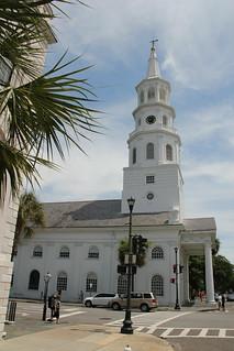 Charleston SC steeple 3