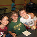 2012 June - End of School Party - Kaitlyn, Jacob and Nick