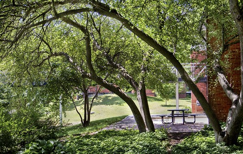 Quiet Afternoon in Quad Creek | by Drake University