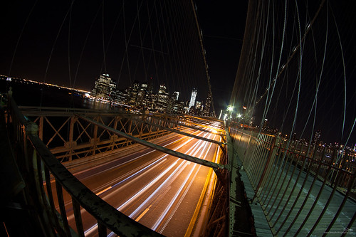 on the Brooklyn Bridge |explore| | by Audrey Meffray