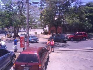 Zwischenstop in Santiago