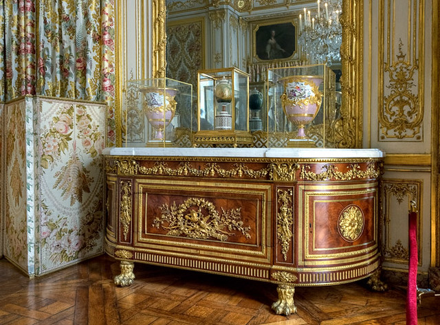 Chambre de louis xv flickr photo sharing for Chambre louis xv