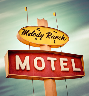 Melody Ranch Motel | by Shakes The Clown