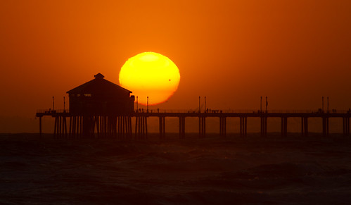 Venus Transit Sunset | by geekyrocketguy